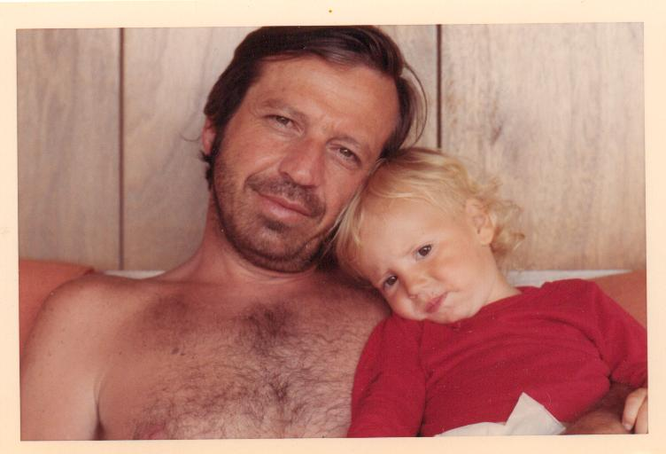 dad and sara