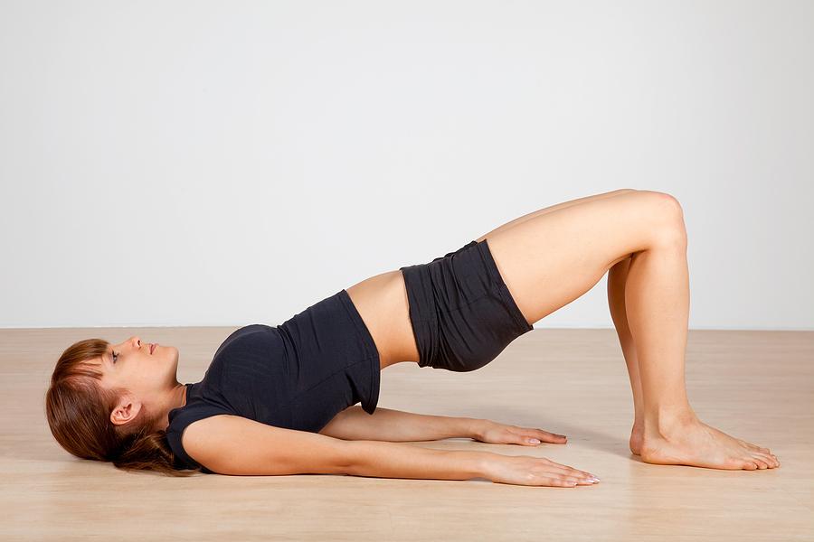 Image result for 9. Yoga Bridge Pose