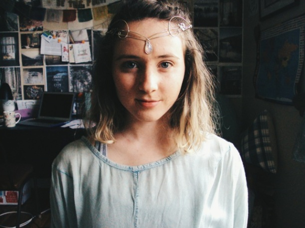 Erin Hanson via www.positivelyglamorous.com