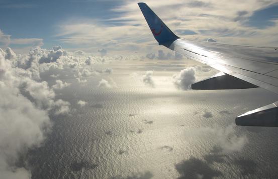 plane window photo