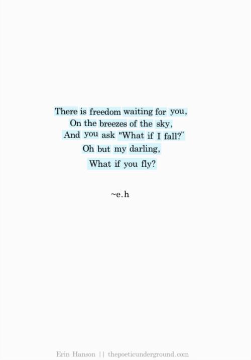 Erin Hanson Poem